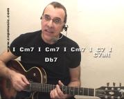 Leçon de guitare jazz avec Eric Boell