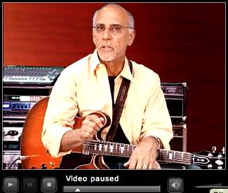 Larry Carlton guitare leçon
