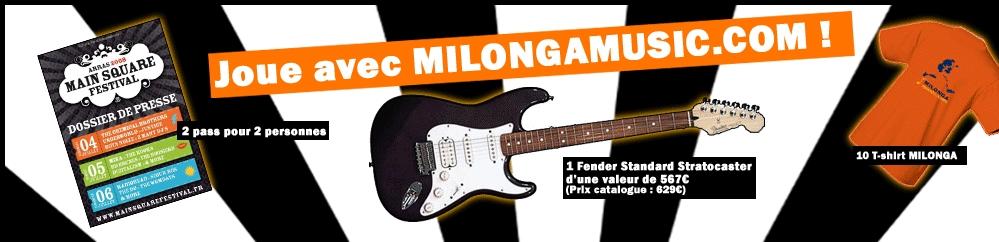 Jeu concours Milonga mai 2008