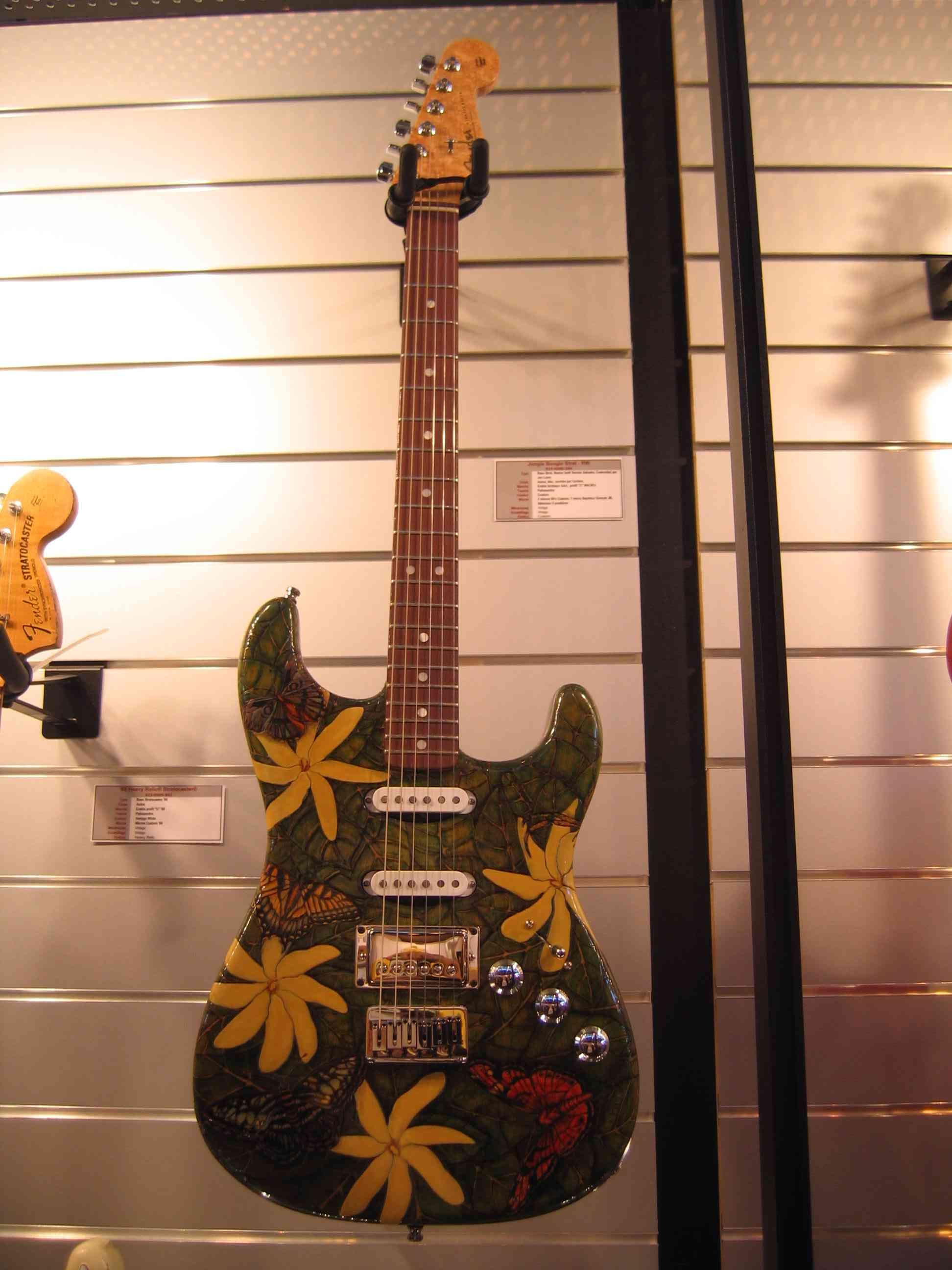 Fender Jungle strat2