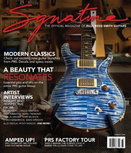 PRS signature mag