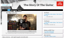 story of the guitar