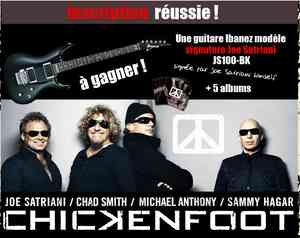Concours Chickenfoot Woodbrass