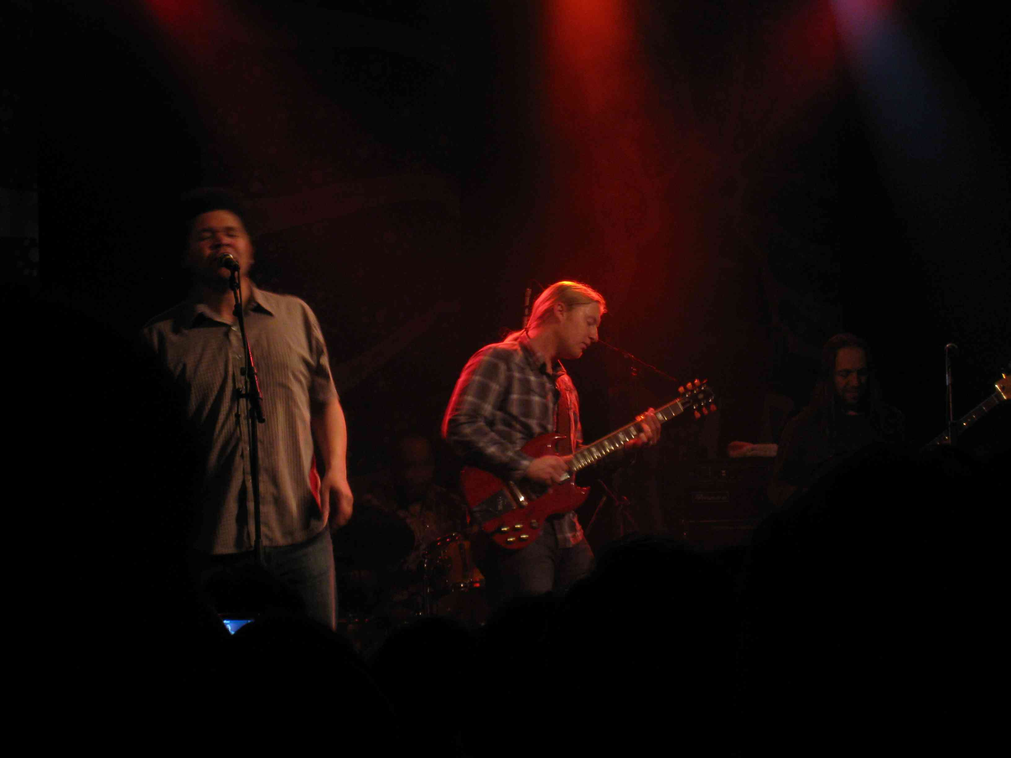 Derek Trucks band live