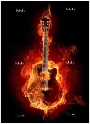 guitare-feu