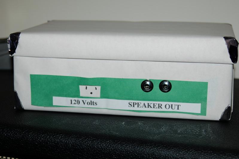 Amp in a shoe box 2