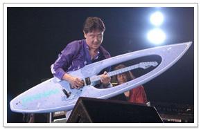 planche de guitare