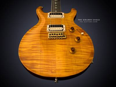 Howard Leese signature PRS