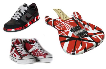 Procès Van Halen contre Nike sneaker