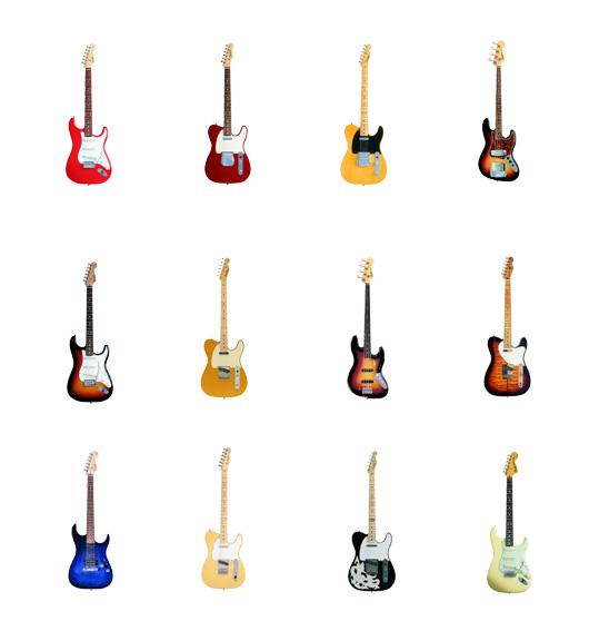 Fender-icones