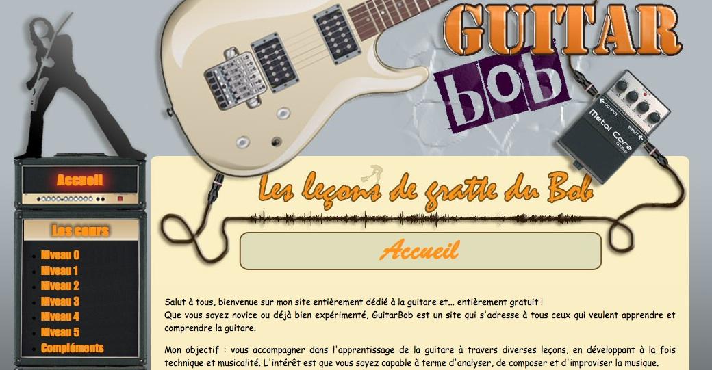 GuitarBob
