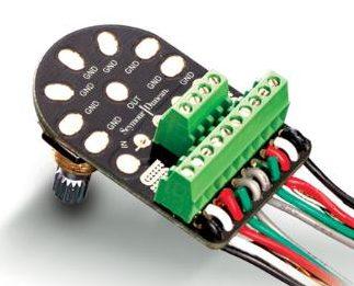 Seymour Duncan «invente» le système Liberator pour changer ses micros sans soudure