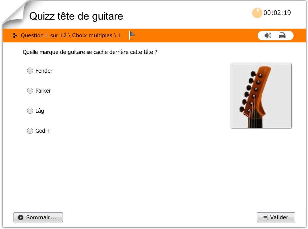 """Concours """"têtes de guitares"""" : les résultats"""