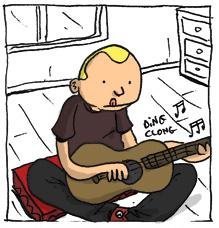 [BD] La guitare : un bon plan pour draguer ?