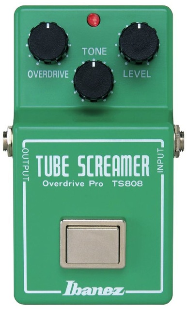 Le Top des pédales d'overdrive : Tube Screamer vainqueur par KO, Fulltone OCD second