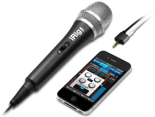 Test du iRig Mic : un micro à bon prix ami des musiciens