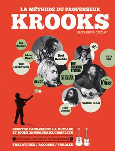 La méthode du Professeur Krooks : peut-être la meilleure méthode guitare pour débutant