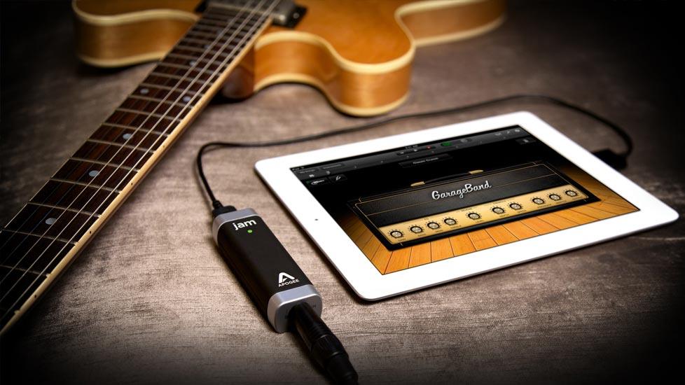 Test du Jam de Apogee : une nouvelle interface iPhone et iPad