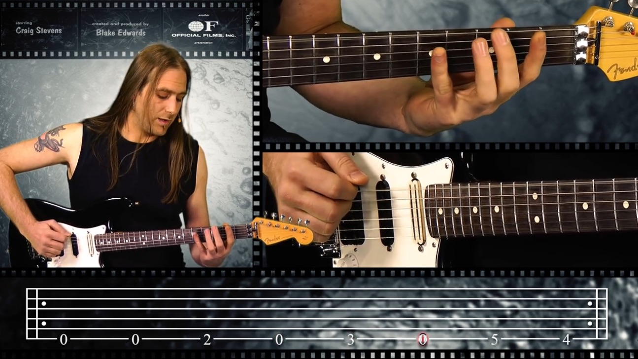 Apprendre la guitare en ligne avec HGuitare