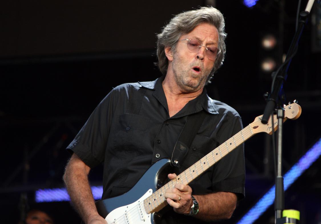 Eric Clapton, guitariste de légende