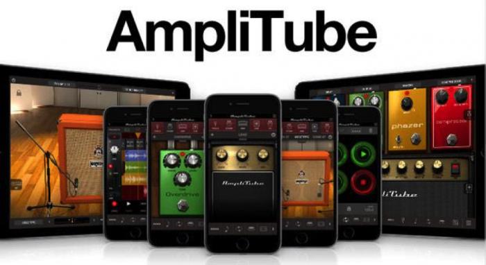 Logo amplitube