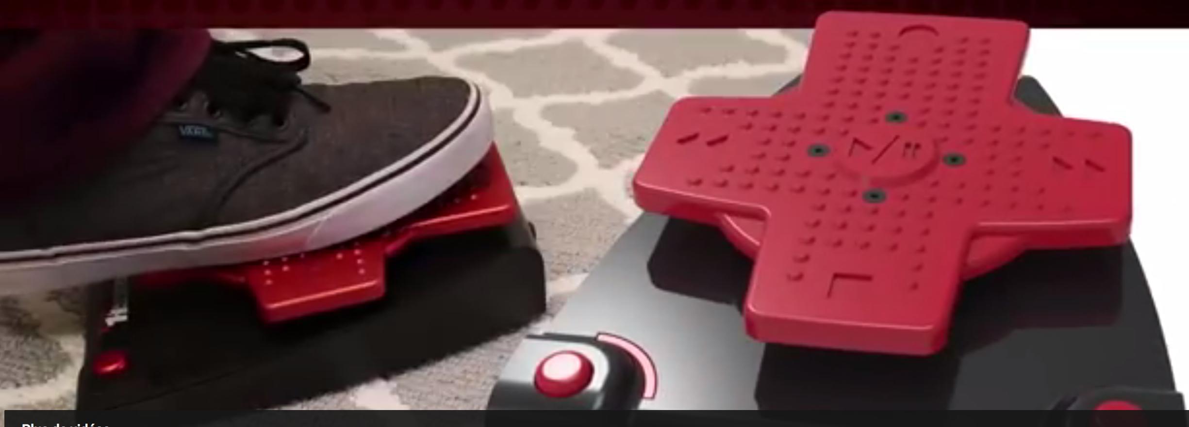 Gardez vos mains sur votre guitare avec une souris à pied