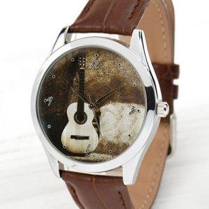 montre guitare