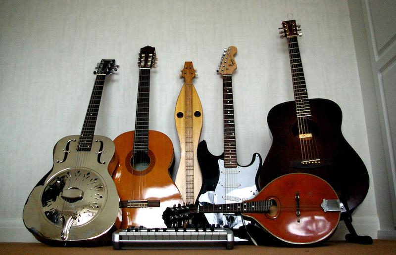 guitares et cythares