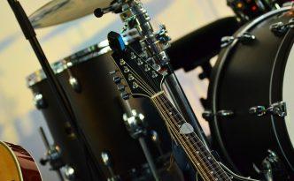 guitare et batterie