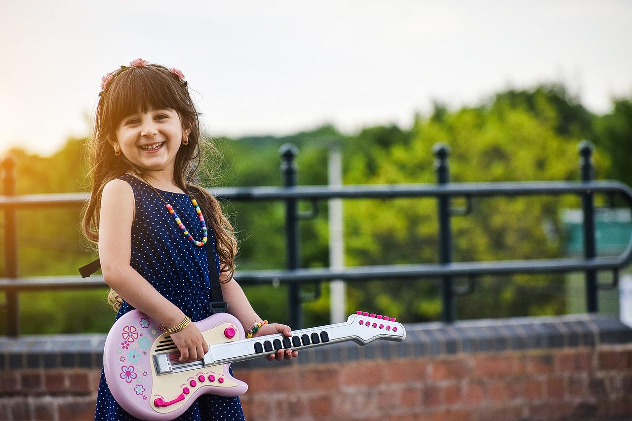 Les bénéfices de la musique pour le développement de l'enfant