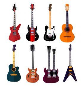 choisir une guitare électrique débutant
